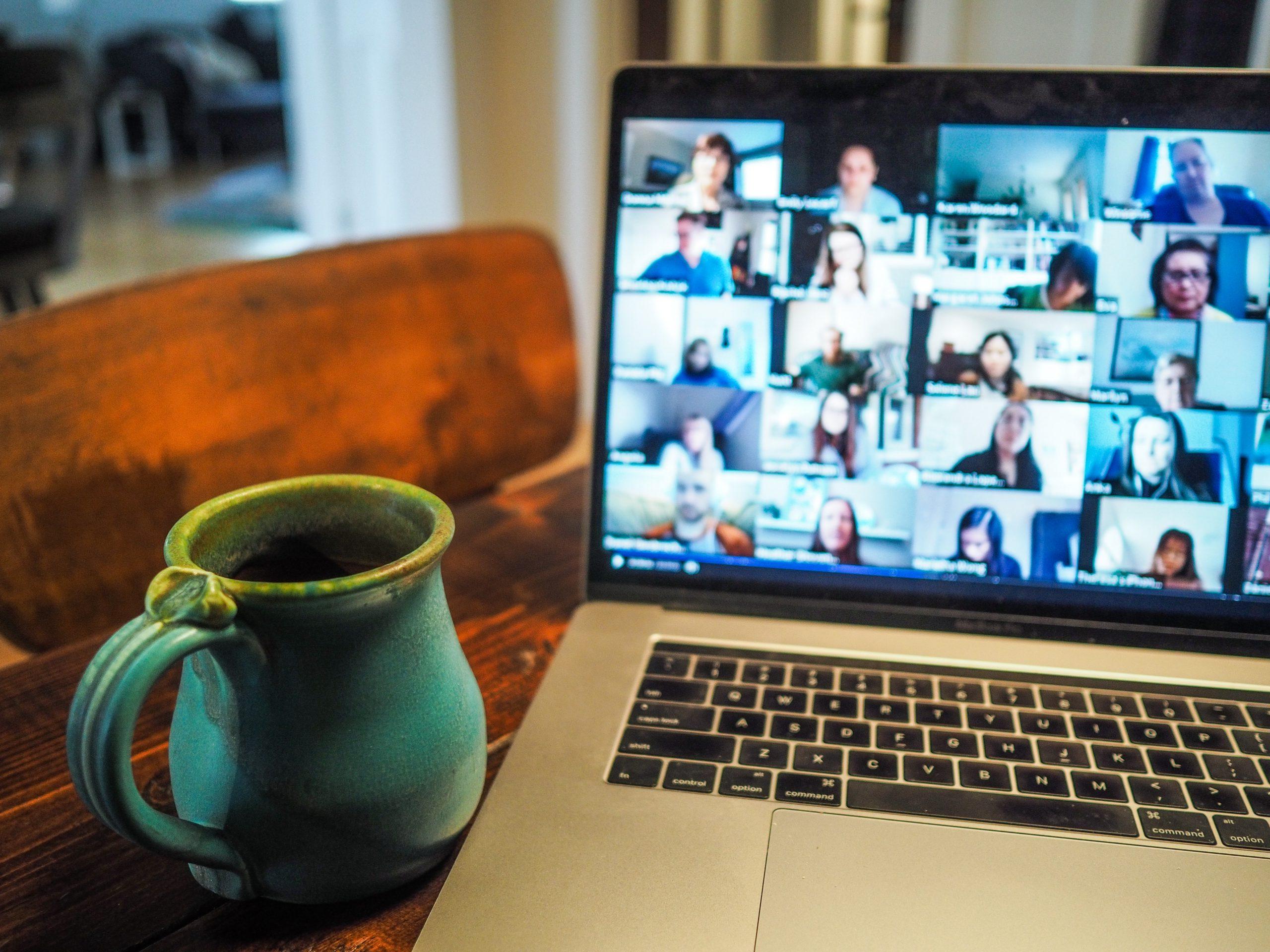 web会議、オンライン商談